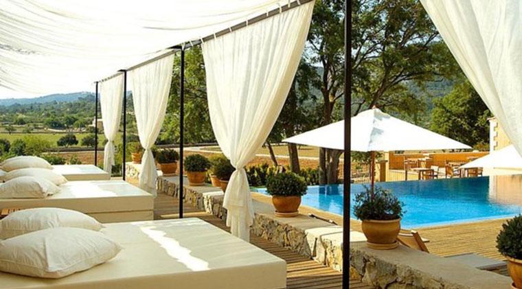 Pool Son Brull Hotel Spa