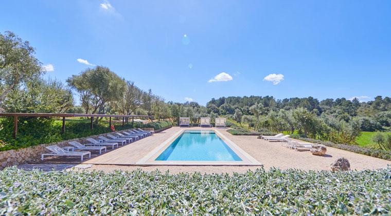 Pool des Son Penya Petit Hotel