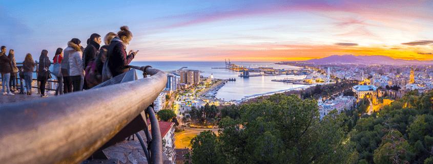 Spanien Andalusien Malaga Rundreise