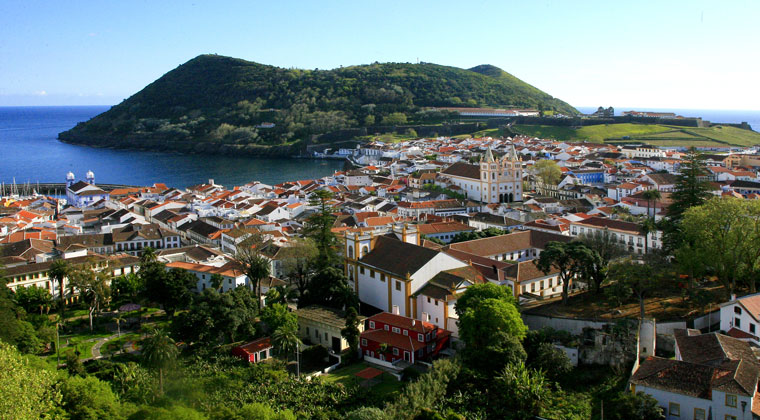 Terceira Azoren Inseln