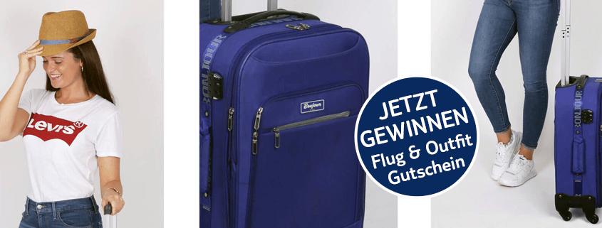 """""""Ich packe meinen Koffer"""" – Der Pack-Guide für lange Reisen Gewinnspiel"""
