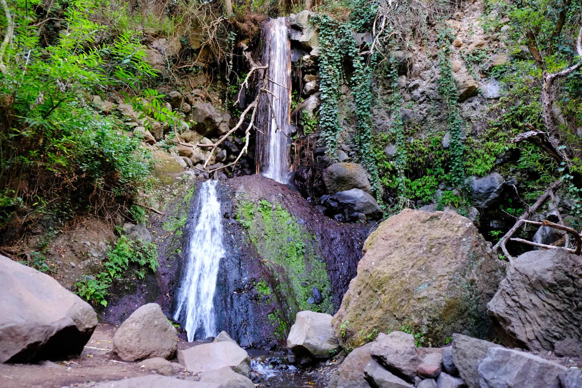 """Versteckte Wasserfälle auf Gran Canaria """"Cascadas Magicas"""" ein absoluter Wandertipp"""