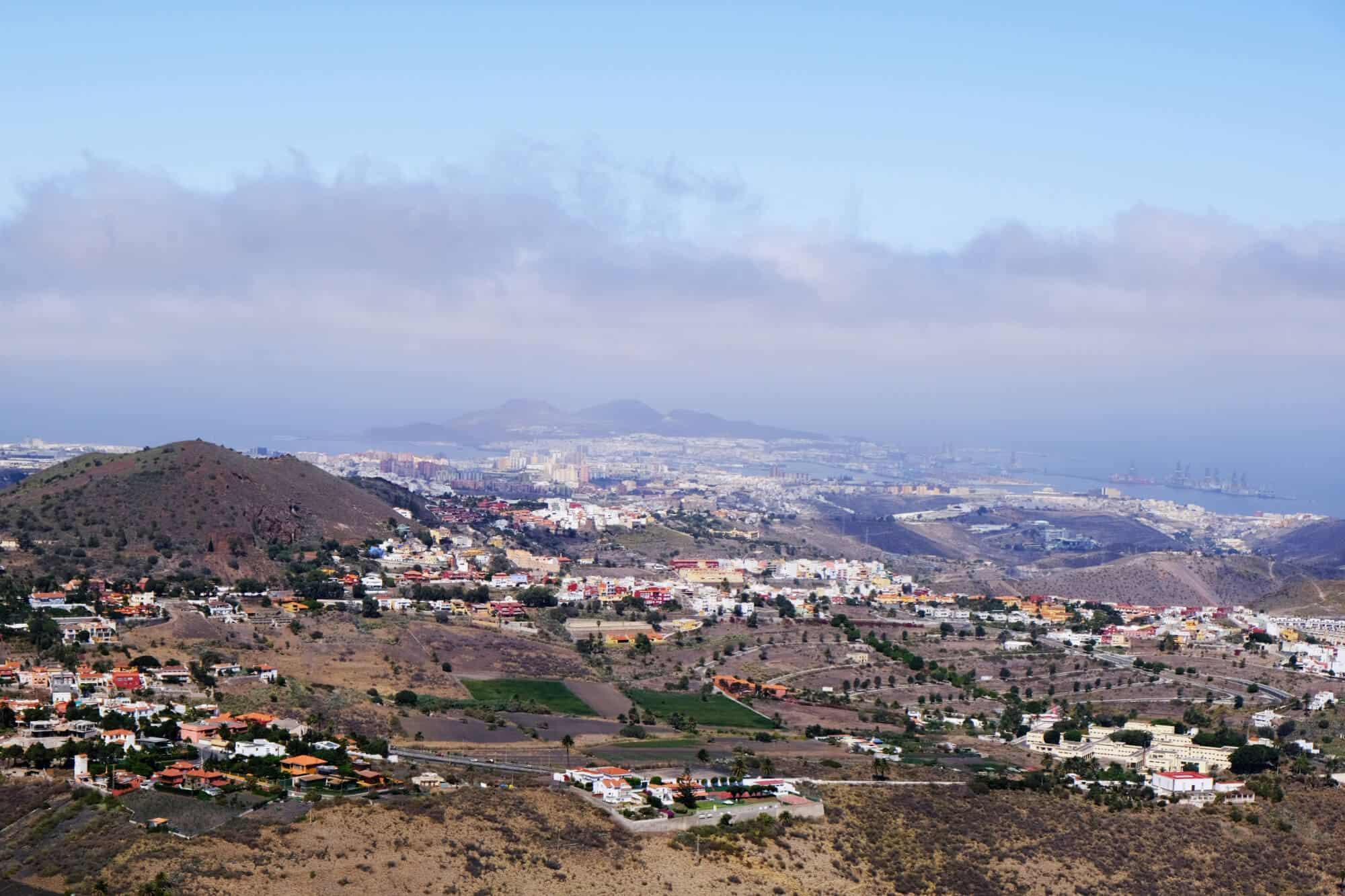 Hauptstadt Las Palmas
