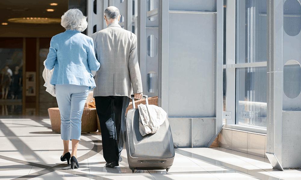 Außer deinem Rollstuhl kannst du bei TUI fly auch anderes medizinisches Gepäck mitnehmen.
