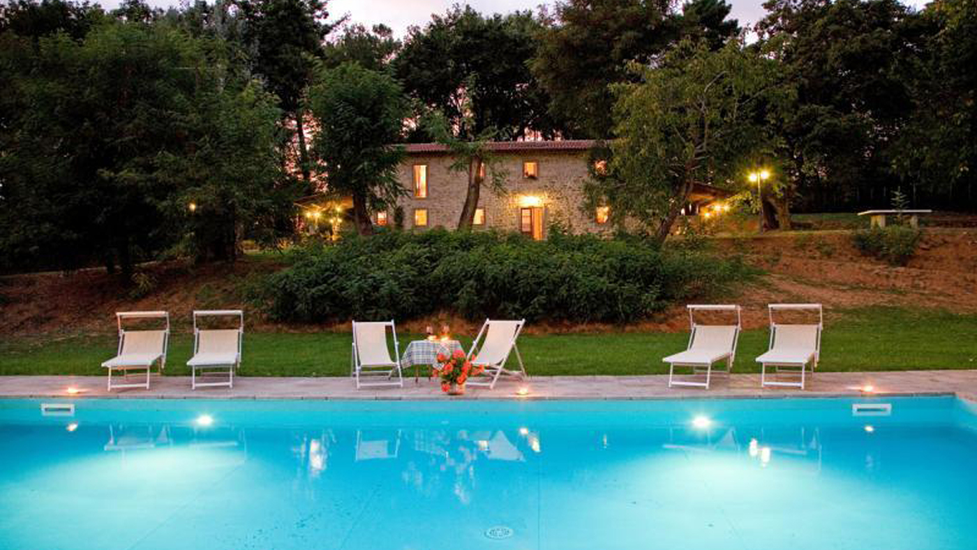 Ferienvilla in der Toskana