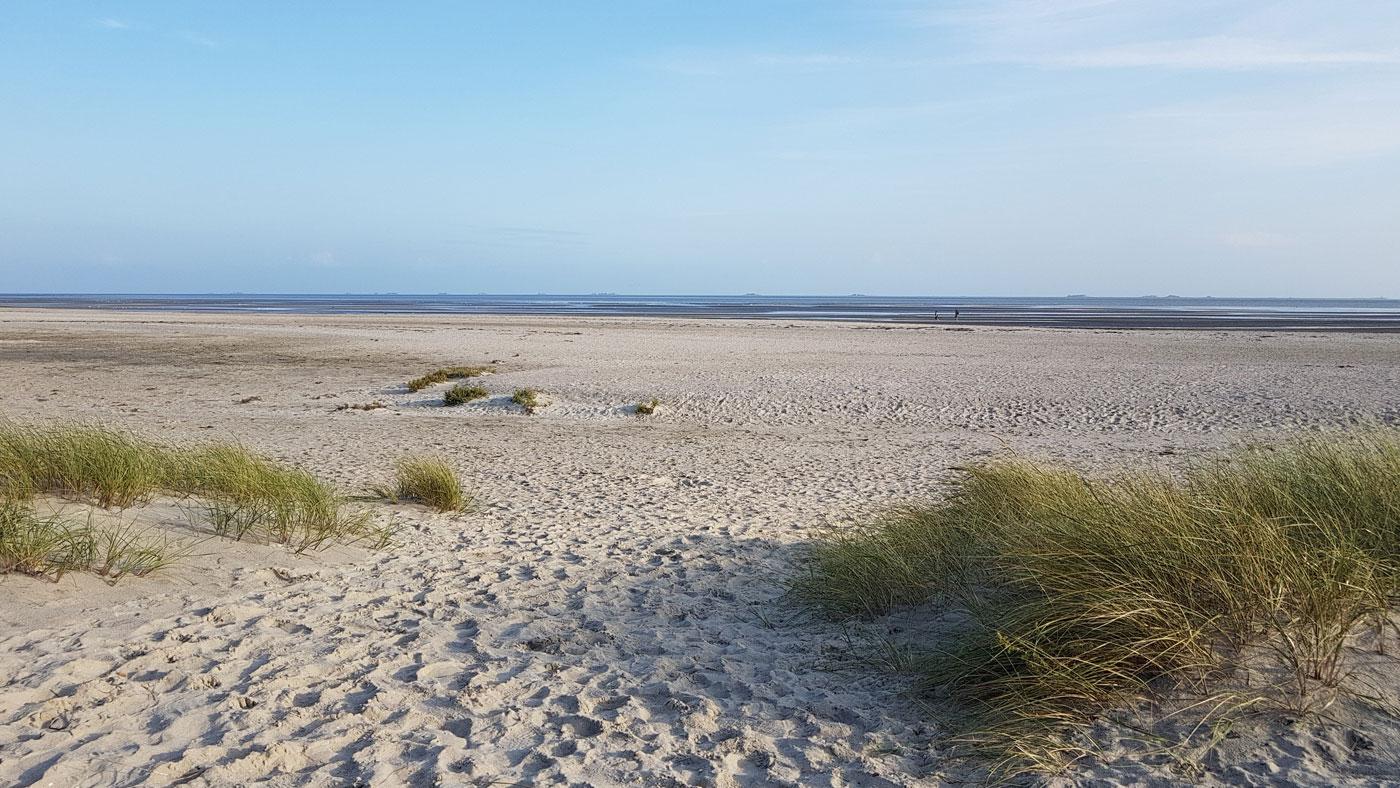 Nordsee Föhr Strand