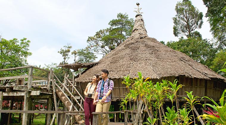 Sarawaks Cultural Village