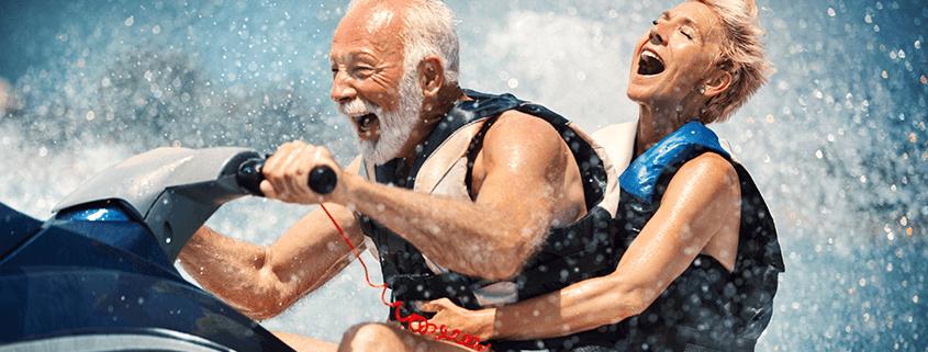 Senioren unterwegs: Was sollten ältere Fluggäste beachten?