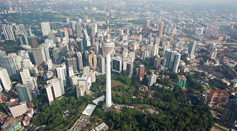 Kuala Lumpur Malaysia Sehenswürdigkeiten