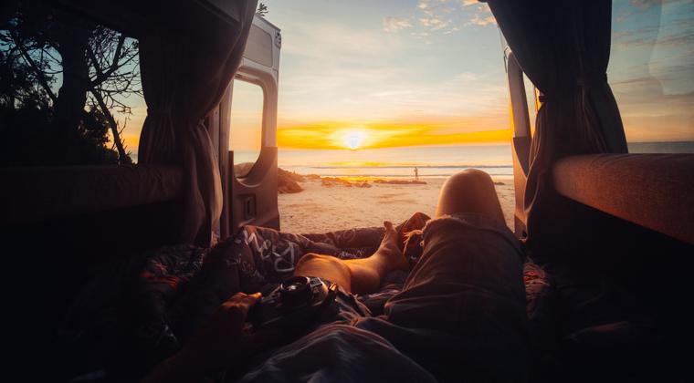 TUI Camper am Strand