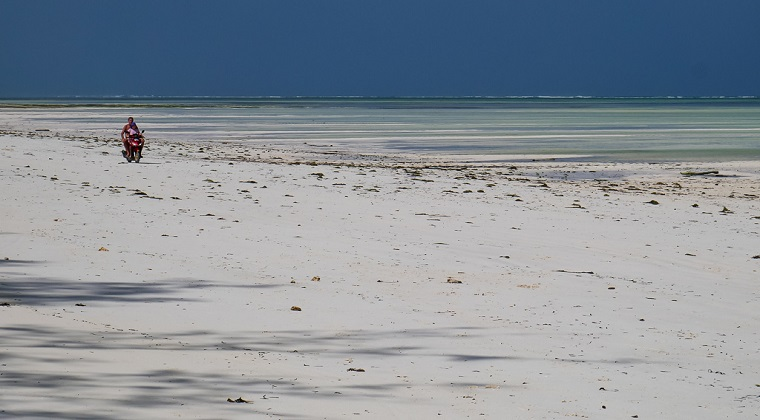 Strand Paje