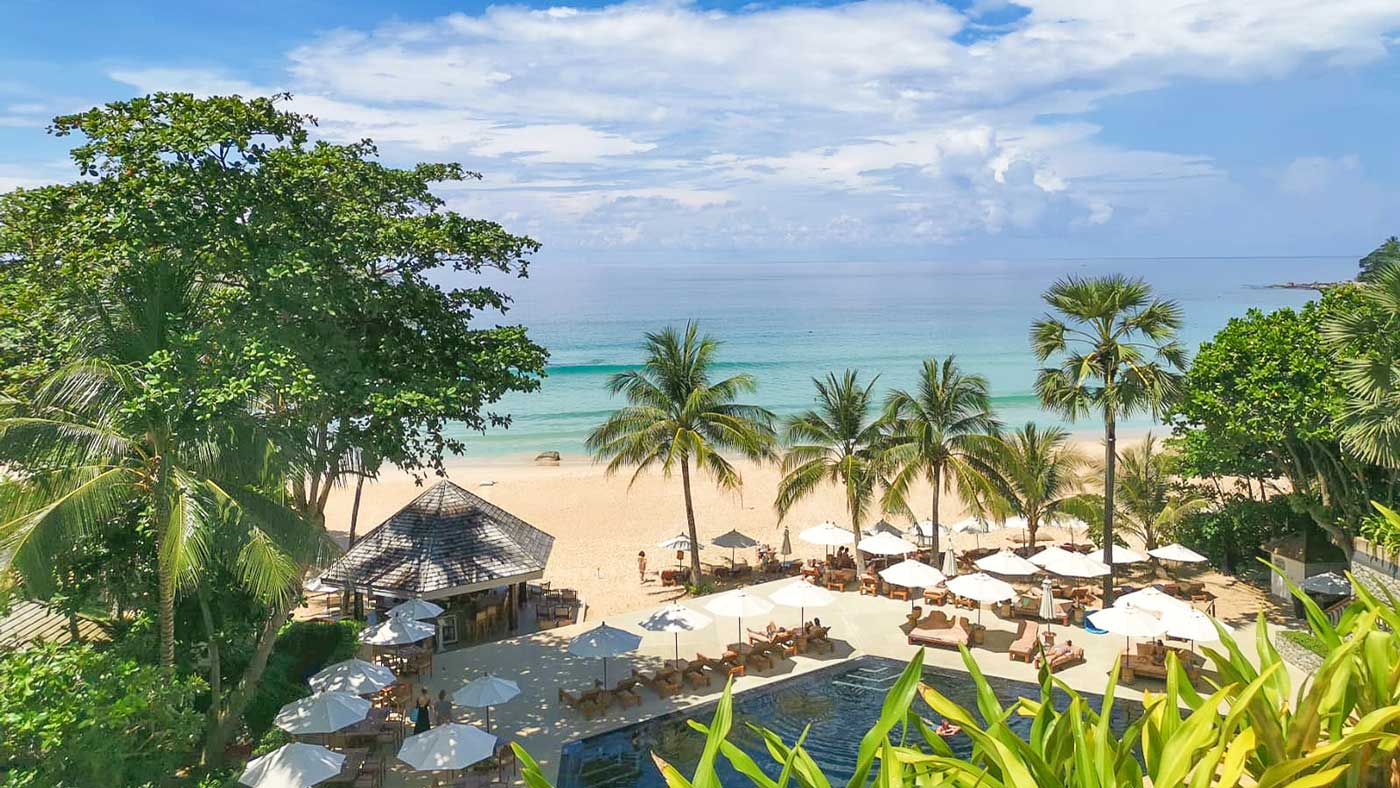 The Surin Phuket Strand