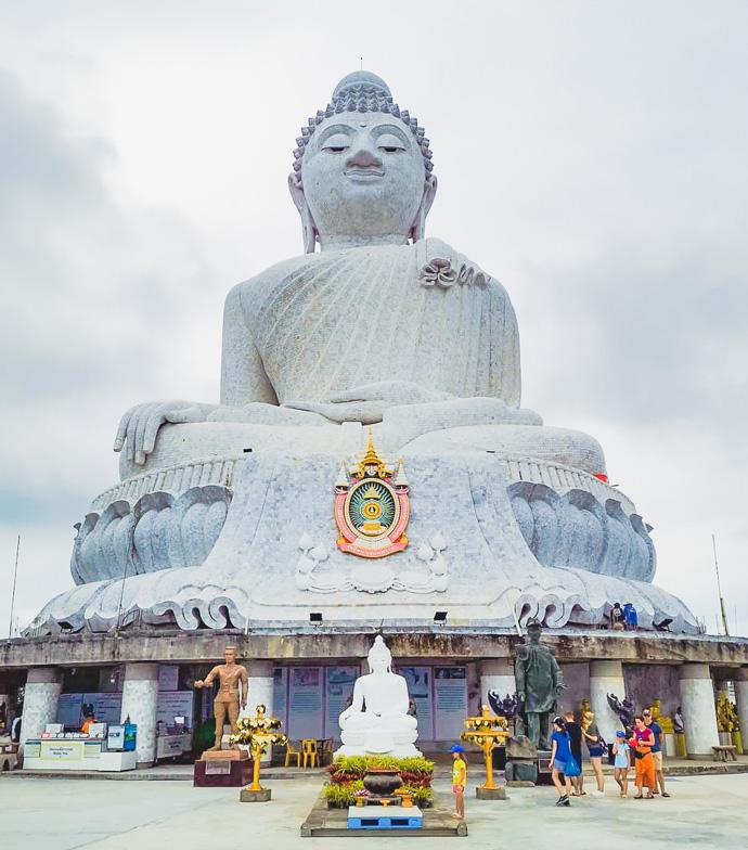 Buddha von Phuket