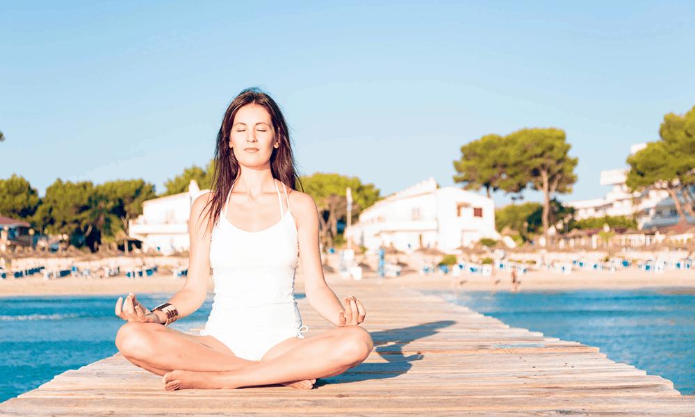 Mallorca hat sich in den letzten Jahre zu einem wahren Paradies für Yogis entwickelt.