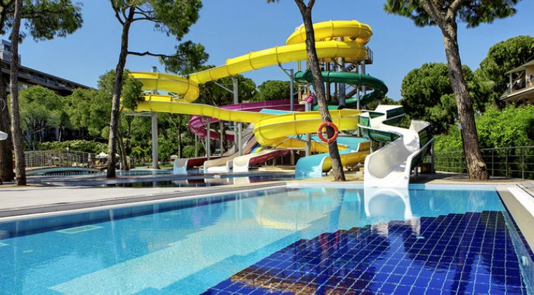 Aquapark TUI KIDS Club Papillon Aysha