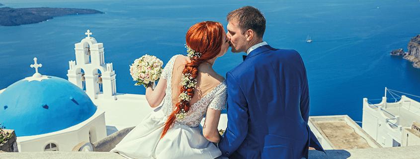 Heiraten am Meer, die schönsten Ziele, Griechenland, Kanaren, Balearen