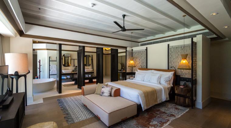 InterContinental Maldives Maamunagau Resort Bungalow