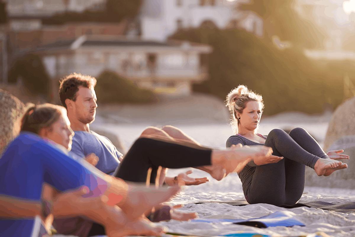 Was macht ein Yoga-Retreat aus?