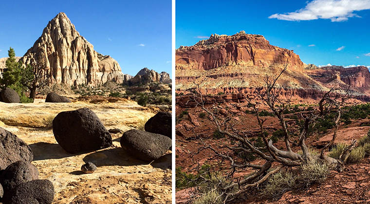 Capitol-Reef-Nationalpark,