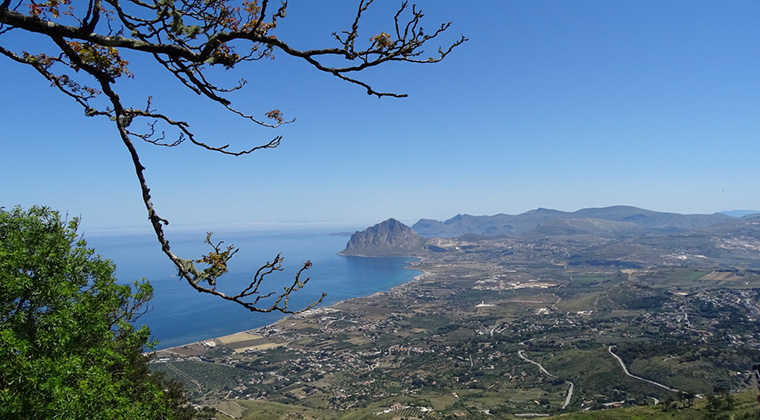 Erice in Sizilien
