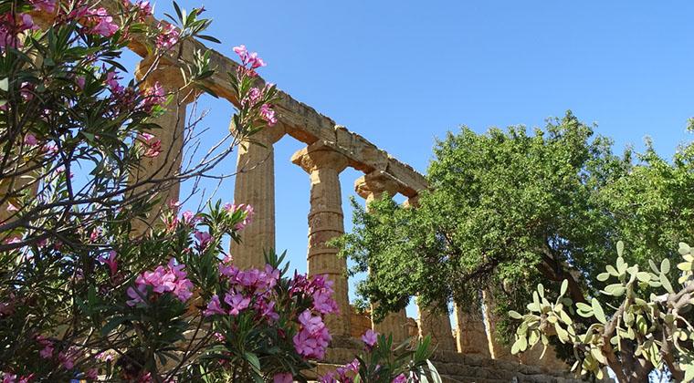 Tempel in Agrigent
