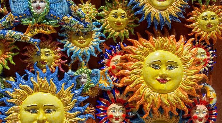 Sonne Sizilien