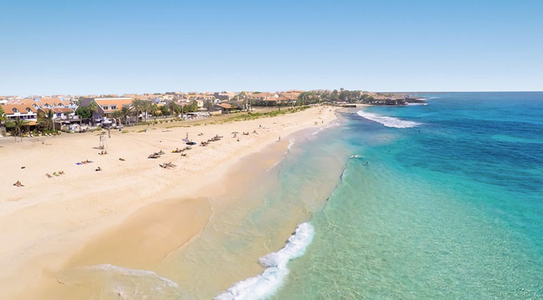 ROBINSON Club Cabo Verde Strandlage