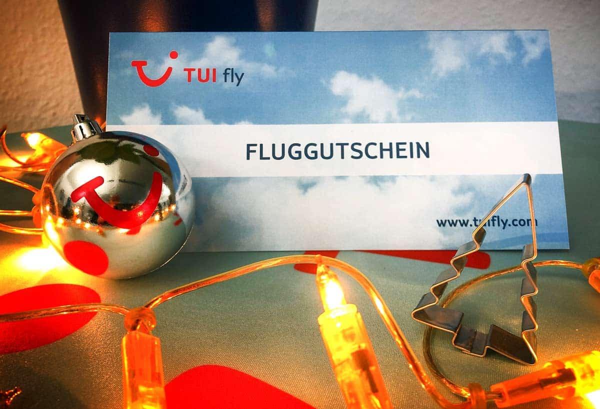 TUI Fluggutschein