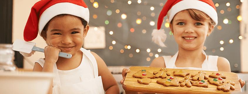 Rezept des Monats Dezember: Weihnachtsplätzchen