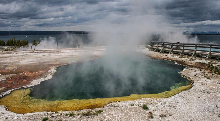 Yellowstone-Nationalpark,