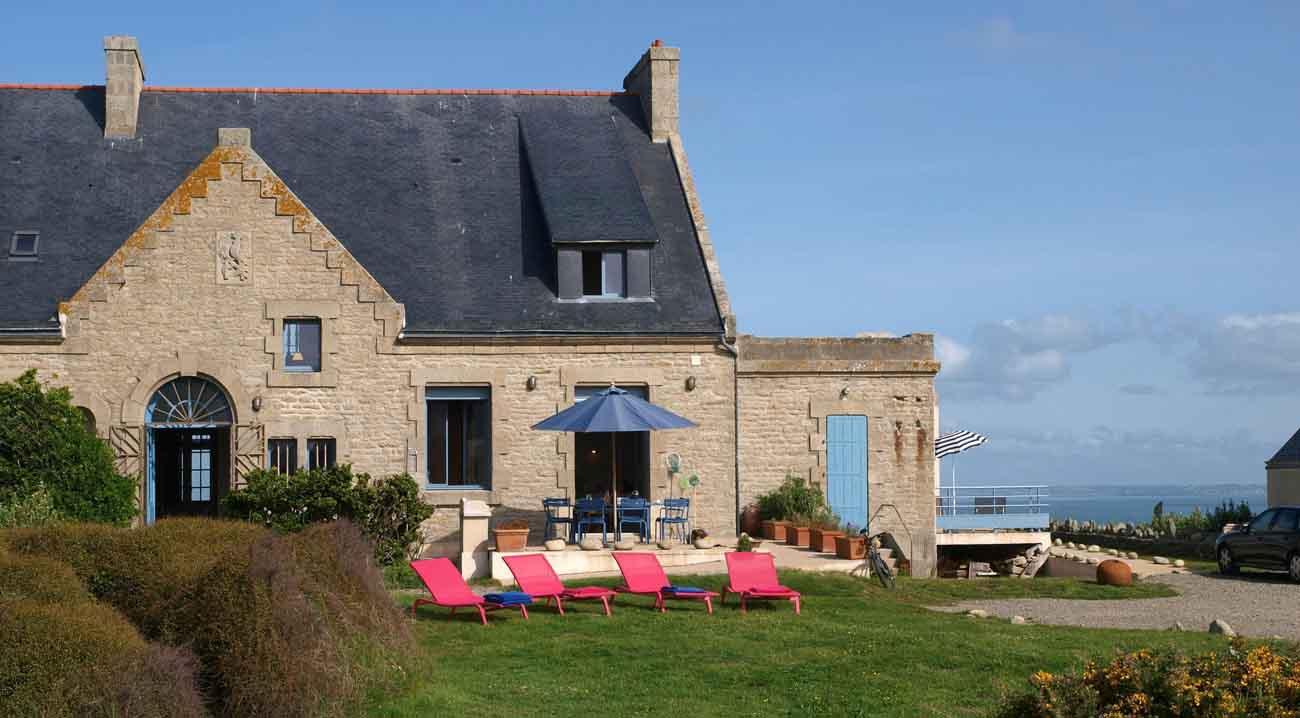 Ferienhaus in der Bretagne