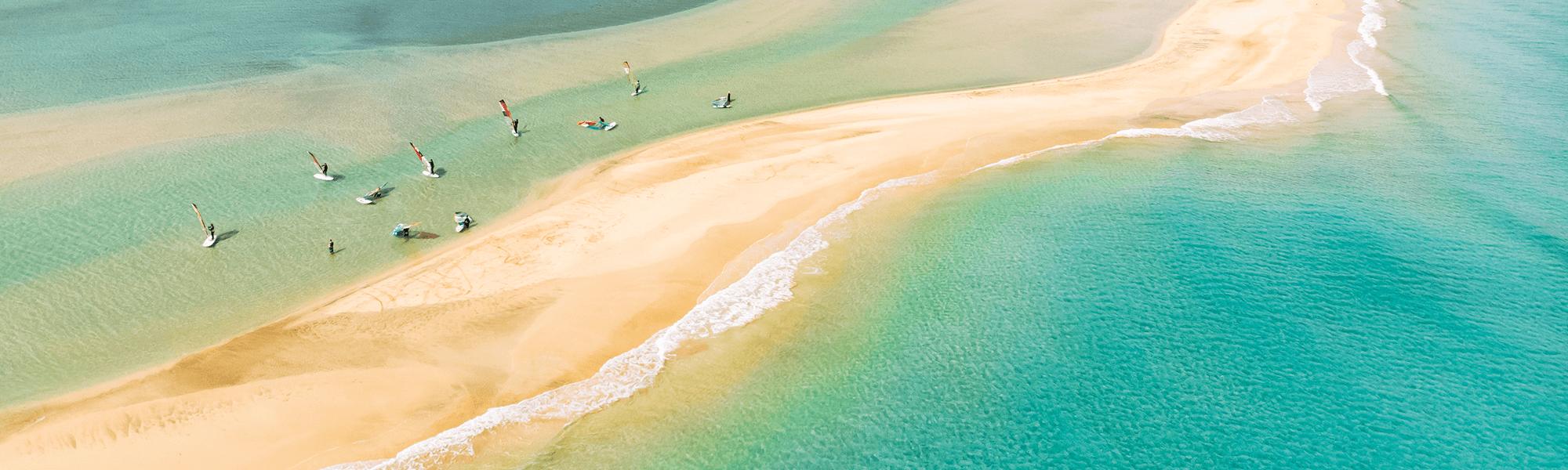 Traumstrände auf Fuerteventura