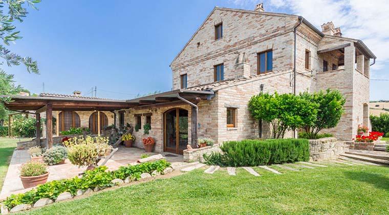 Landhaus in Italien