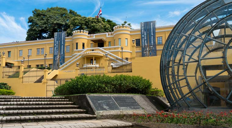 Nationalmuseum von San José