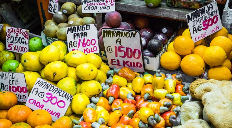 San José Bauernmarkt