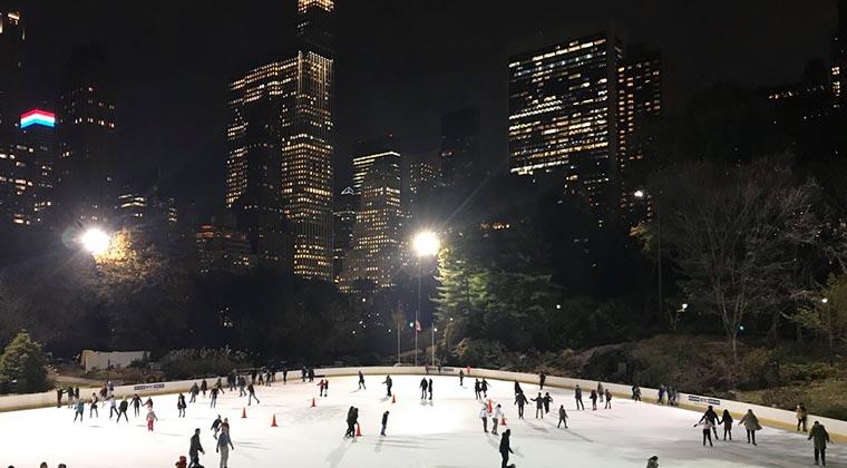 Wollman Skating Rink
