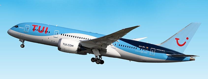 Mit der X3 3036 an die Playa Dorada: TUI fly startet am 4. November in die Karibik
