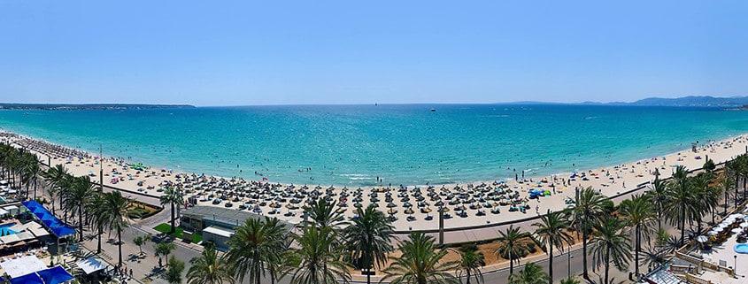 Ein Kurztrip zu zweit nach Mallorca