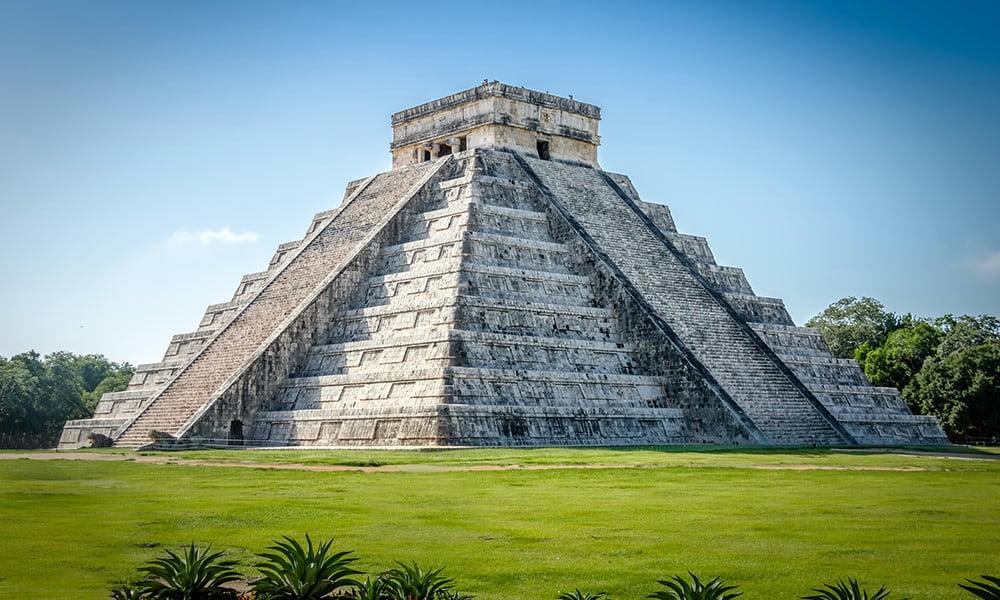 Die große Stufenpyramide