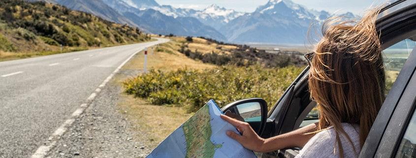 Mietwagen im Urlaub: Das musst du beachten