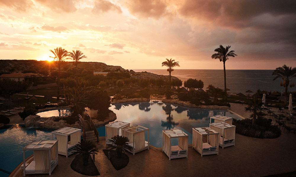 Gemeinsam blau machen könnt ihr am besten in einem der 53 TUI BLUE FOR TWO Hotels.