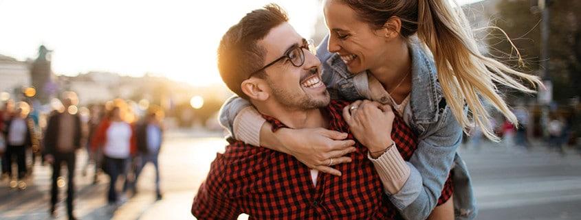 Perfekter Urlaub für Paare