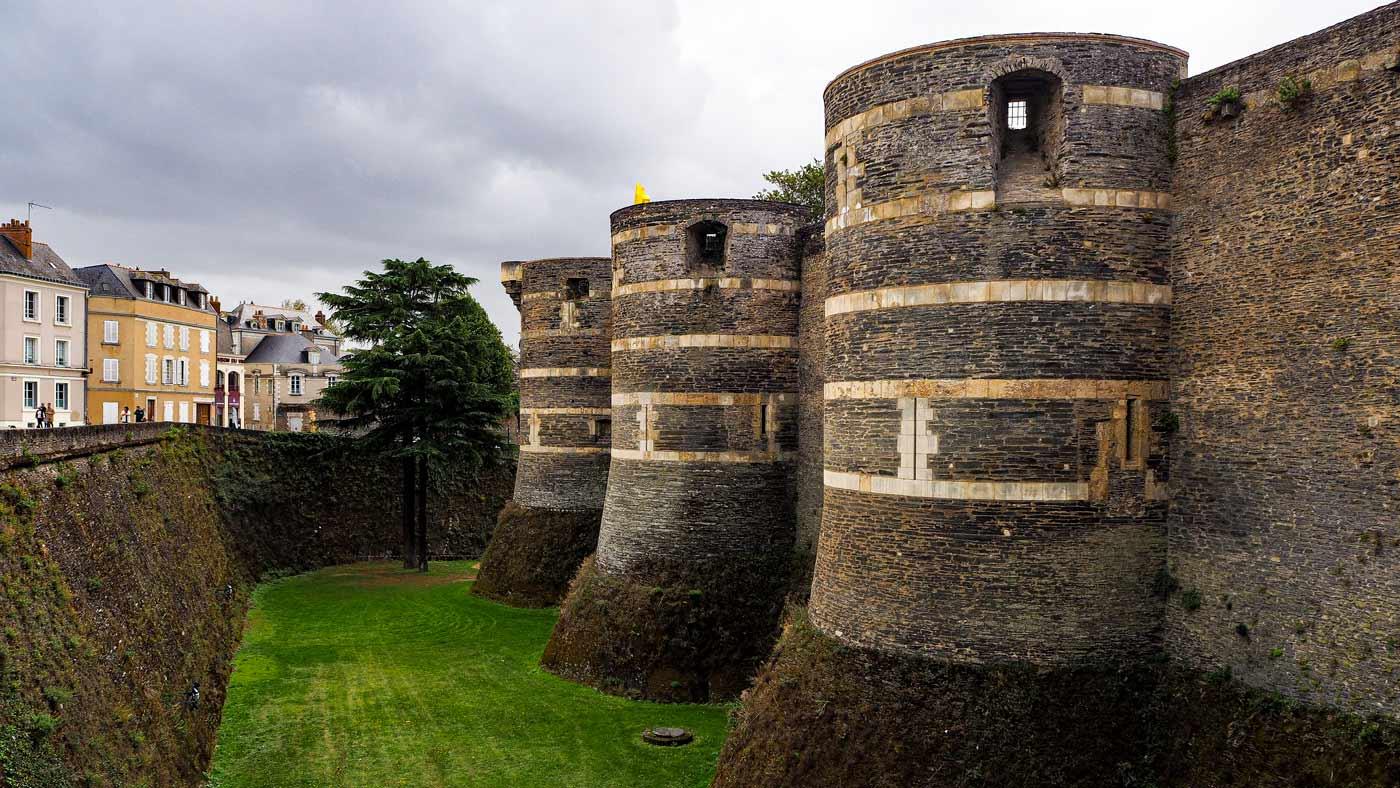 Das Schloss von außen