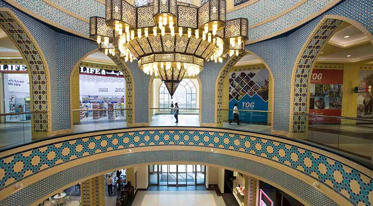 Ibn Battuta Mall (Credit: Ibn Battuta Mall)