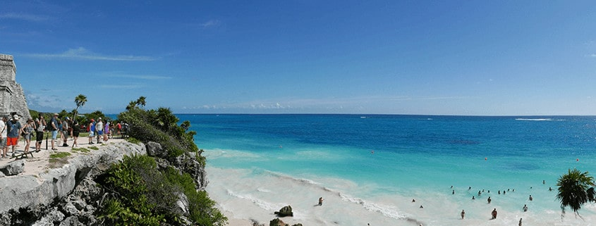 Mexikos Karibikküste