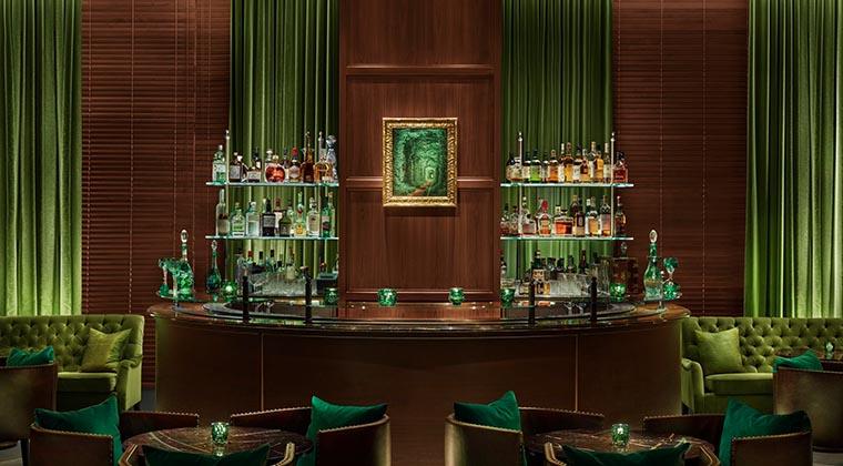 The Times Square EDITION_701 West Green Room 2_ Credit Nikolas Koenig