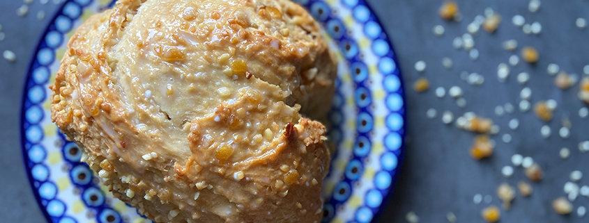 Rezept des Monats April: Spanisches Osterbrot
