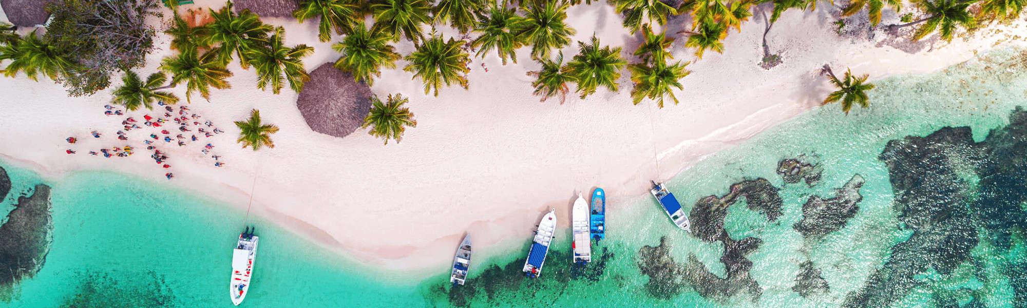 Mit dem TUI fly Dreamliner komfortabel in die Karibik fliegen