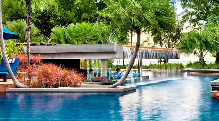 JW Marriott Phuket Poolbar