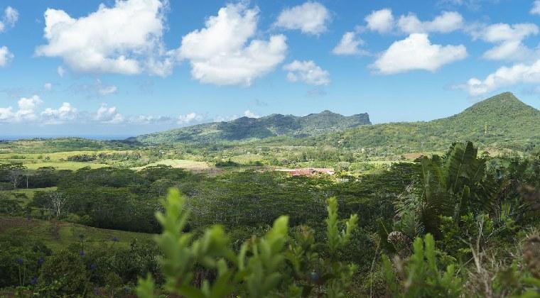 Mauritius Chamarel
